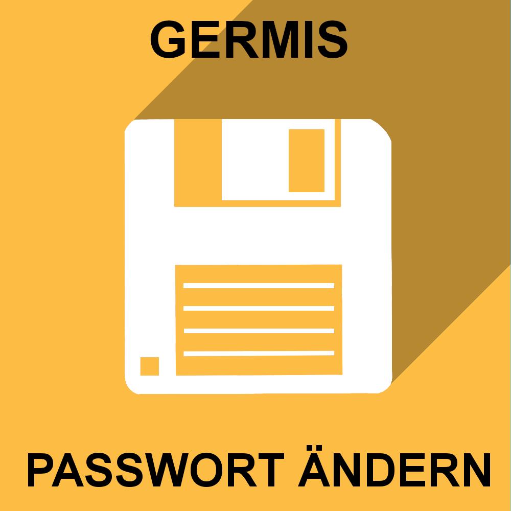 GERMIS PASSWORT ÄNDERN